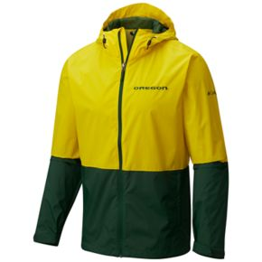Men's Columbia Oregon Ducks Roan Mountain Jacket