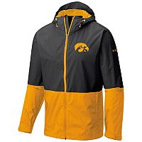 Men's Columbia Iowa Hawkeyes Roan Mountain Jacket