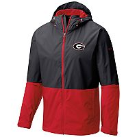 Men's Columbia Georgia Bulldogs Roan Mountain Jacket
