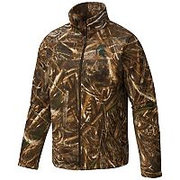 Men's Columbia Michigan State Spartans Flanker Camo Jacket