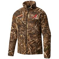 Men's Columbia Alabama Crimson Tide Flanker Camo Jacket