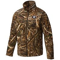Men's Columbia Georgia Bulldogs Flanker Camo Jacket