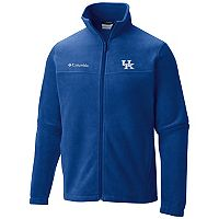 Men's Columbia Kentucky Wildcats Flanker II Full-Zip Fleece