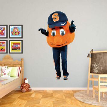 Syracuse Orange Mascot Wall Decal by Fathead