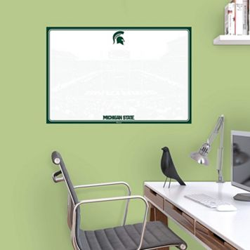 Michigan State Spartans Dry Erase Wall Decal by Fathead