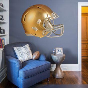 Notre Dame Fighting Irish Helmet Wall Decal by Fathead