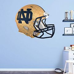 Notre Dame Fighting Irish Golden Dome Helmet Wall Decal by Fathead