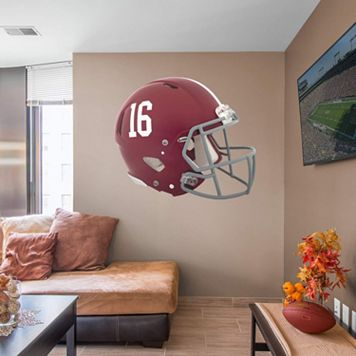 Alabama Crimson Tide Big Helmet Wall Decal by Fathead