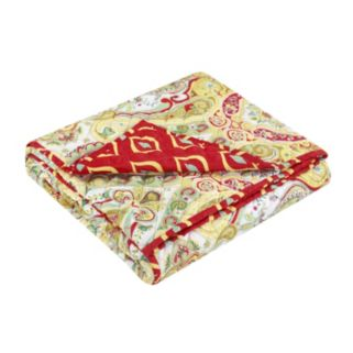 Vedara 3-piece Twin Quilt Set