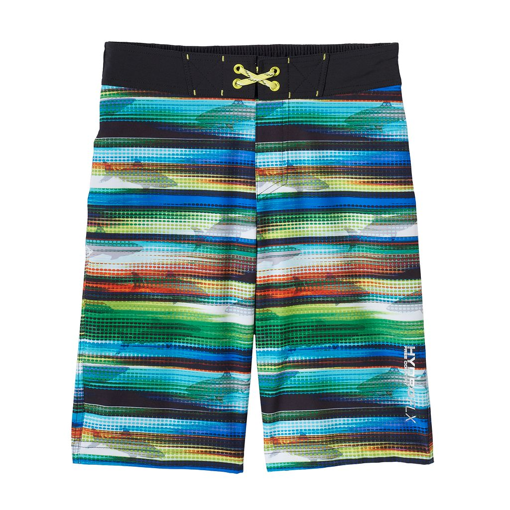 Boys 8-20 Free Country Fin Board Shorts