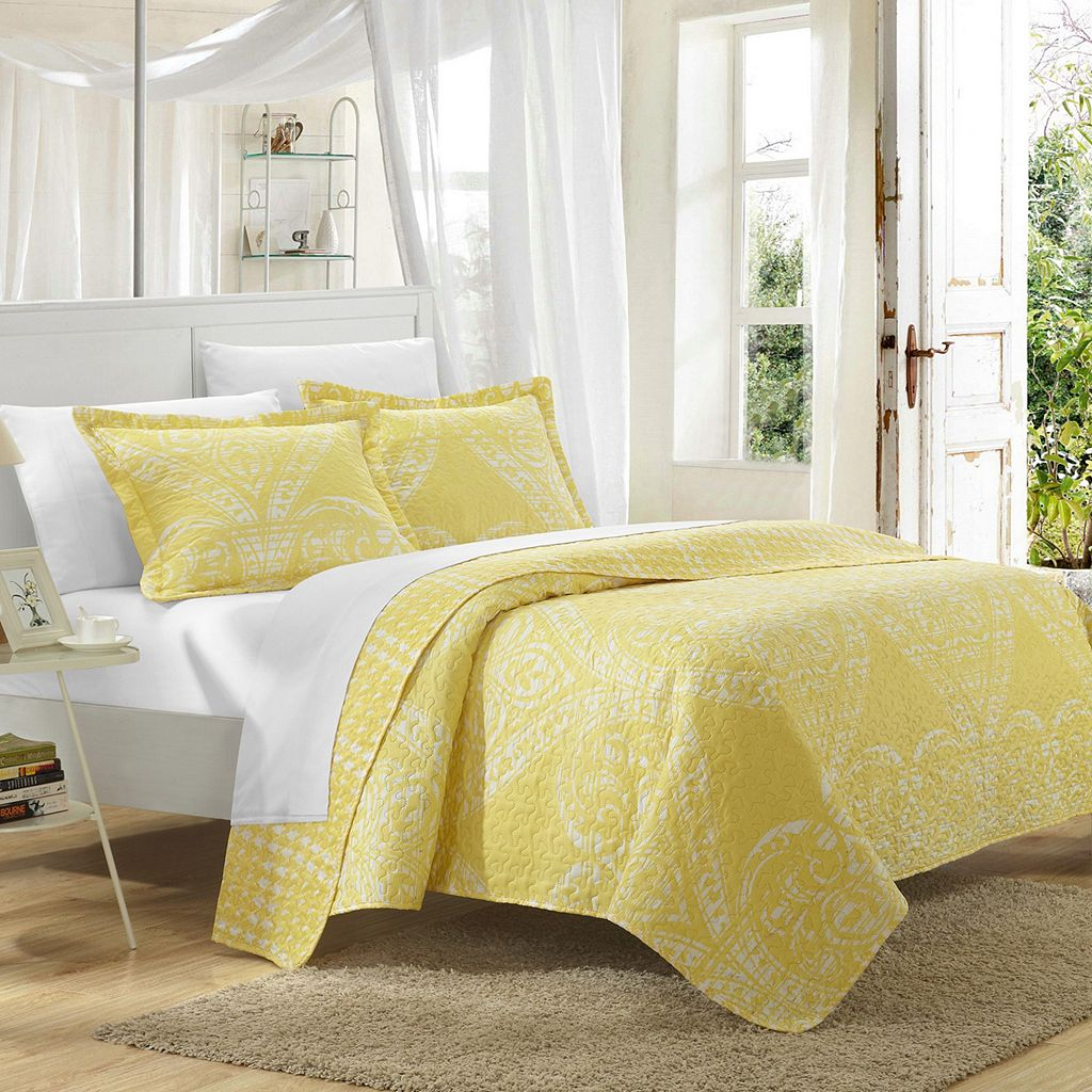 Napoli 2-piece Twin Quilt Set