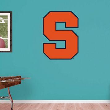 Syracuse Orange Logo Wall Decal by Fathead
