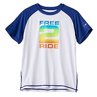 Boys 8-20 Free Country Free 2 Ride Rashguard