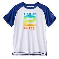Boys 8-20 Free Country Free 2 Ride Rashguard