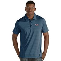 Men's Antigua Atlanta Braves Quest Polo