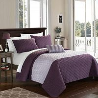 Dominic 4-piece Quilt Set