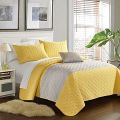 Dominic 4 pc Quilt Set