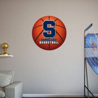 Syracuse Orange Basketball Logo Wall Decal by Fathead