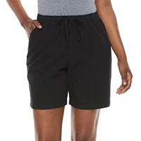 Women's Gloria Vanderbilt Lucy Sheeting Shorts