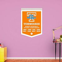 Tennessee Volunteers Basketball National Champs Wall Decal by Fathead