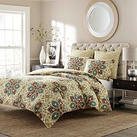 Stone Cottage 3-piece Flora Duvet Cover Set