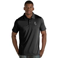 Men's Antigua Chicago White Sox Quest Polo