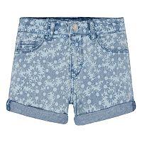 Baby Girl Levi's Summer Love Shorty Shorts
