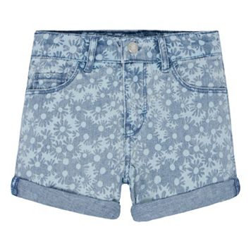 Baby Girl Levi's Summer Love Shorty Shorts