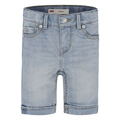 Toddler Girl Levi's Denim Sweetie Bermuda Shorts