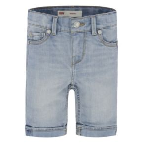 Toddler Girl Levi's Denim Sweetie Bermuda Shorts
