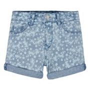 Toddler Girl Levi's Summer Love Shorty Shorts