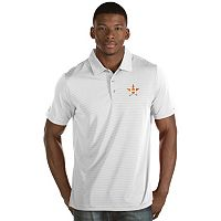 Men's Antigua Houston Astros Quest Polo