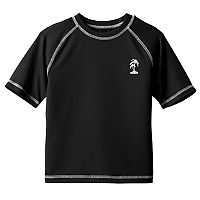 Boys 4-7 I-Extreme Palm Tree Rash Guard