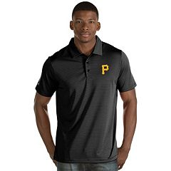 Men's Antigua Pittsburgh Pirates Quest Polo