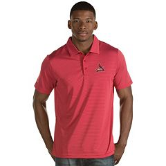 Men's Antigua St. Louis Cardinals Quest Polo