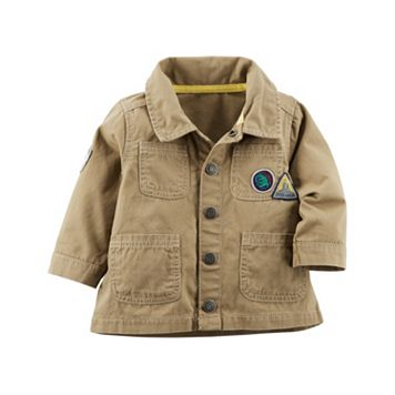 Baby Boy Carter's Road Trip Patch Jacket