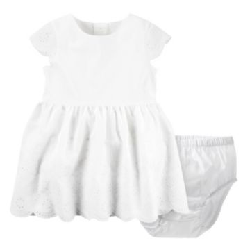 Baby Girl Carter's Eyelet Dress
