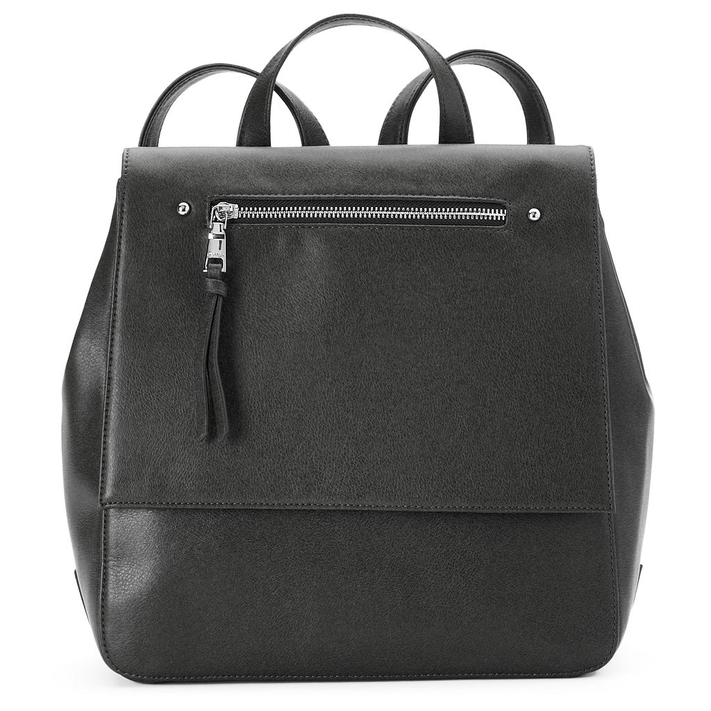 madden NYC Finley Flap Backpack
