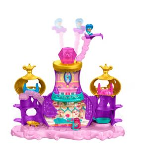 Shimmer & Shine Teenie Genies Floating Genie Palace Playset by Fisher-Price