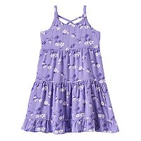 Toddler Girl Jumping Beans® Floral Tiered Dress