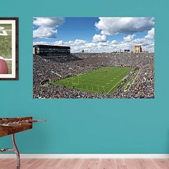 Notre Dame Fighting Irish Stadium Mural Wall Decal by Fathead