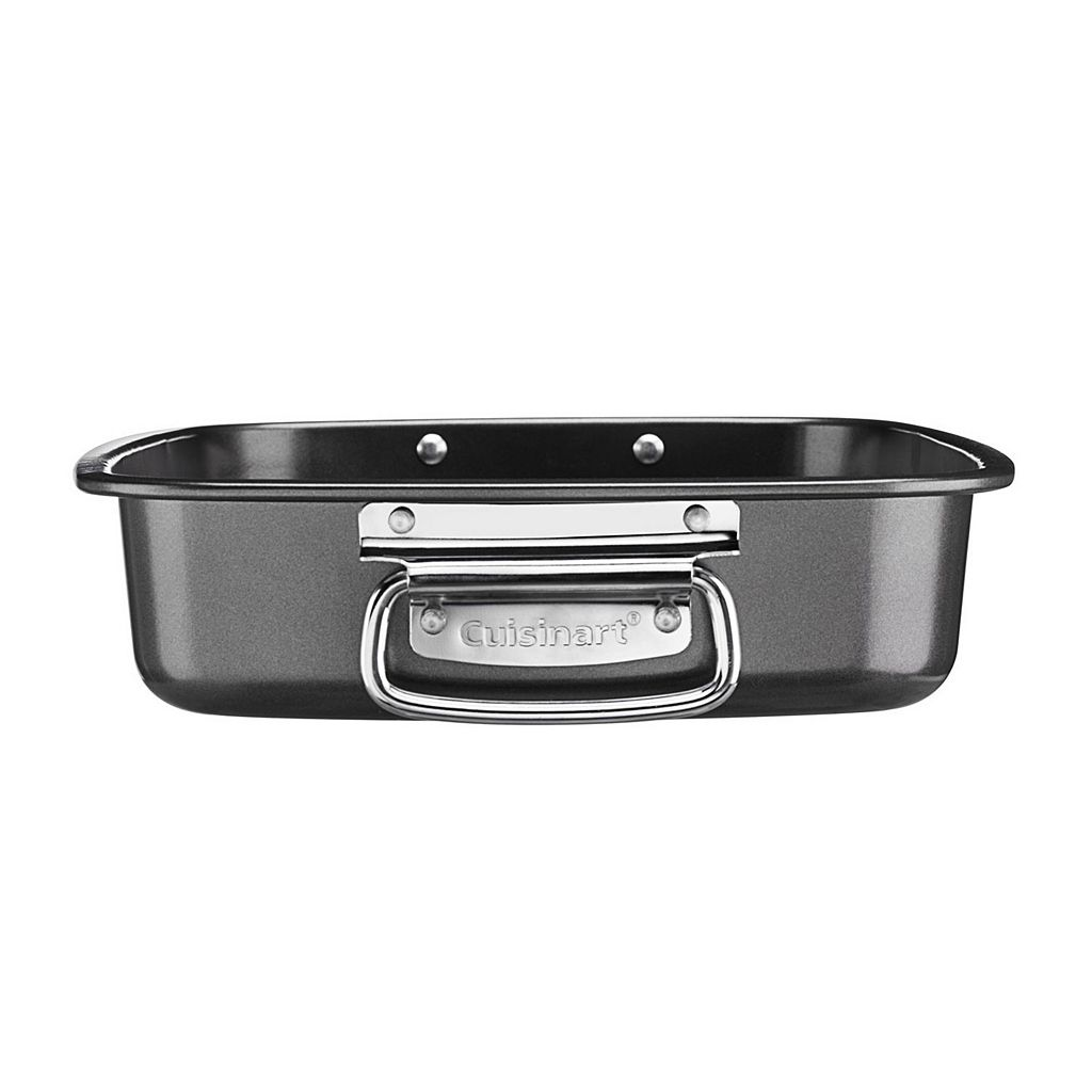 Cuisinart Nonstick Roaster with Flat Rack