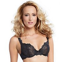 Jezebel Bras: Monica Unlined Demi Bra 110026