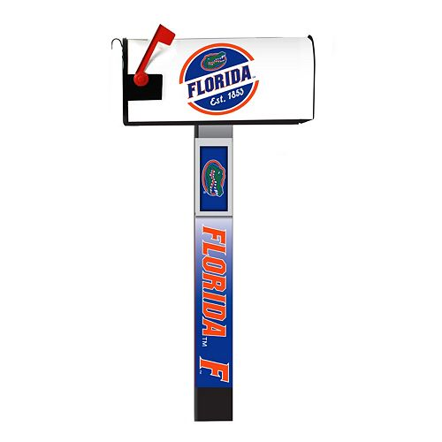 Florida Gators 2-Pack Magnetic Mailbox Post Cover