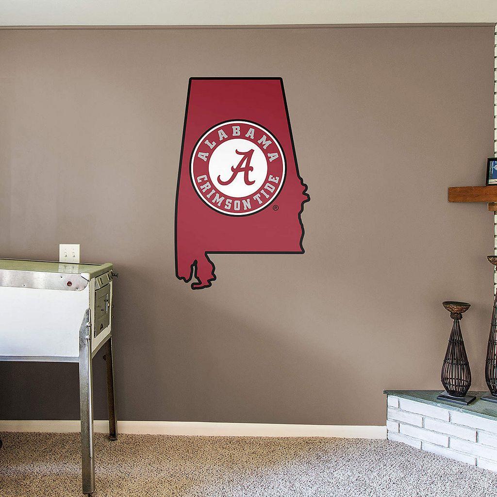 Alabama Crimson Tide Logo Wall Decal by Fathead