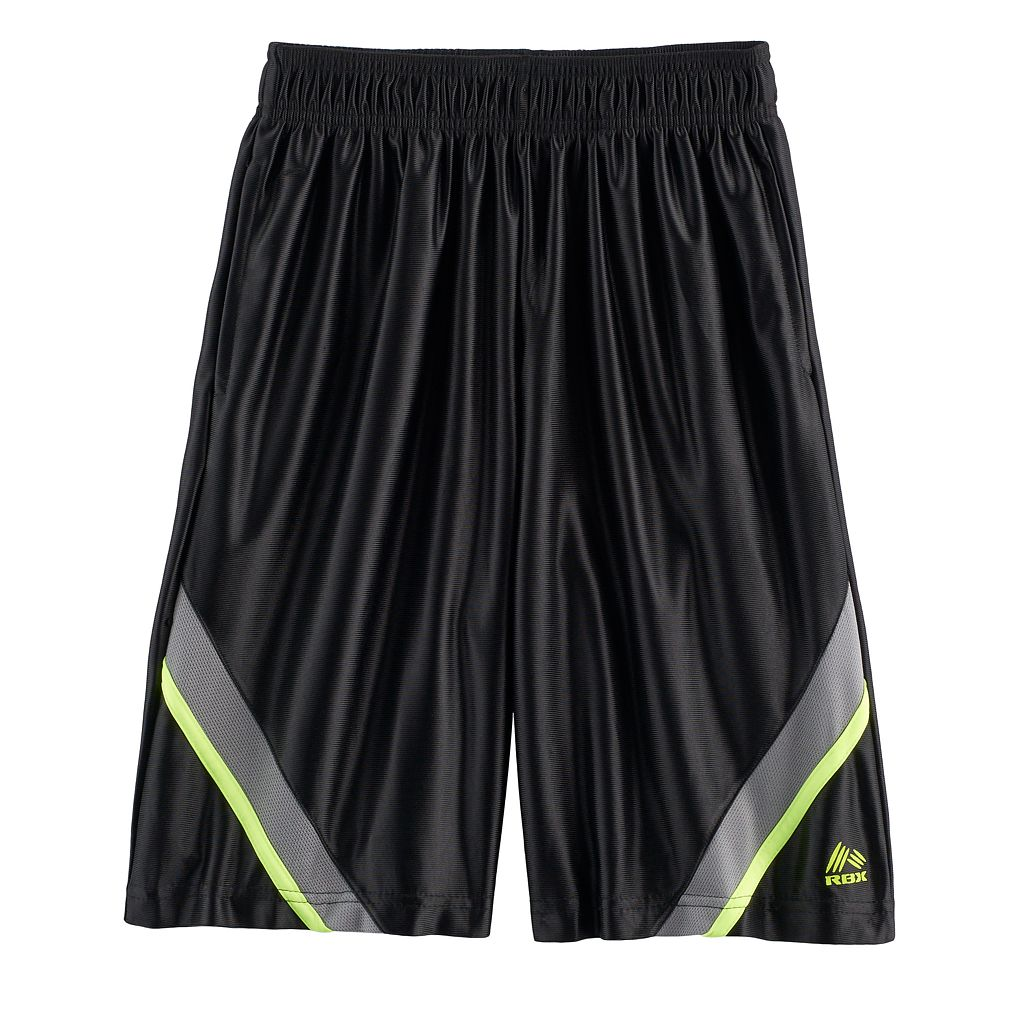 Boys 8-20 RBX Performance Shorts