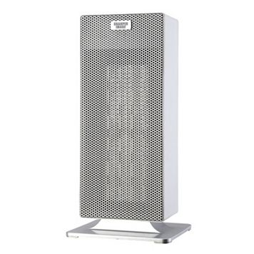 The Sharper Image 15-Inch Ceramic Tower Heater (TH111)