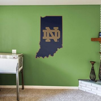 Notre Dame Fighting Irish Logo Wall Decal by Fathead