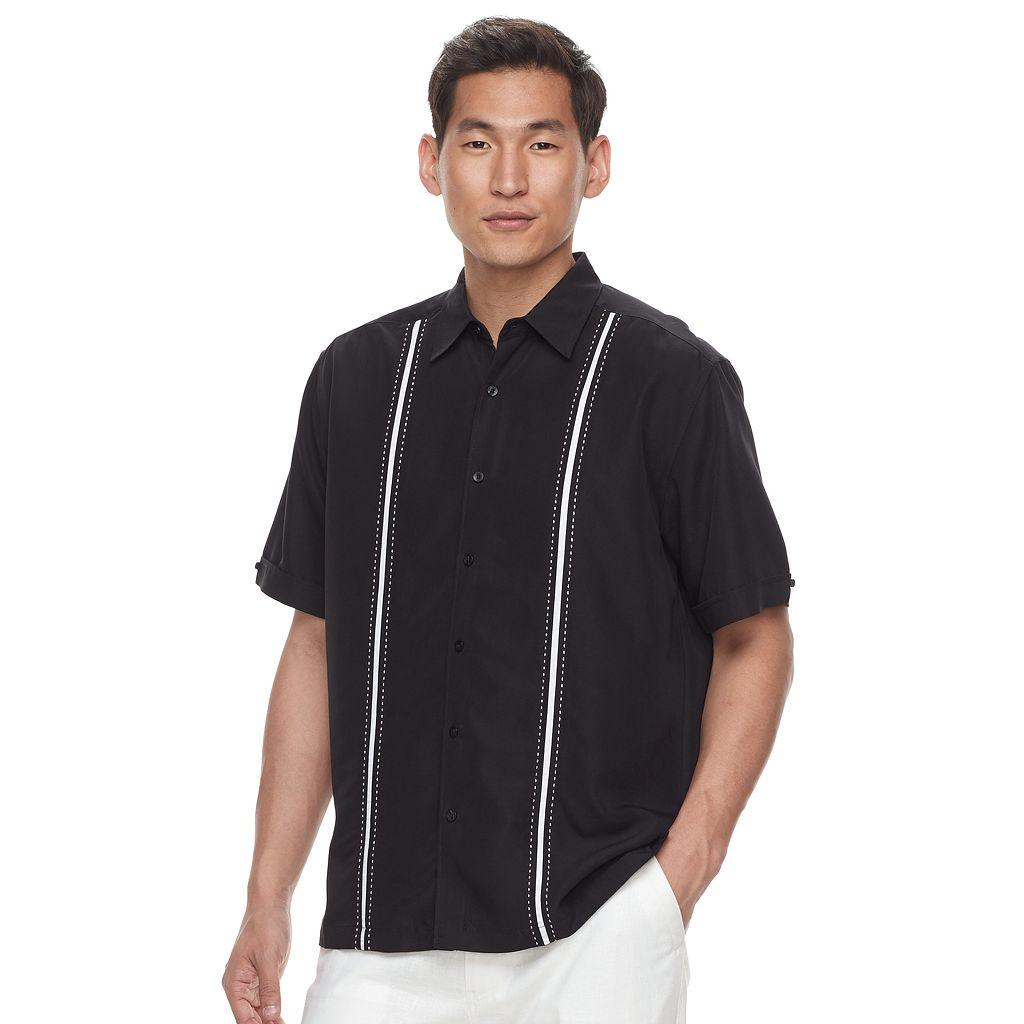 Men's Havanera Classic-Fit Button-Down Shirt
