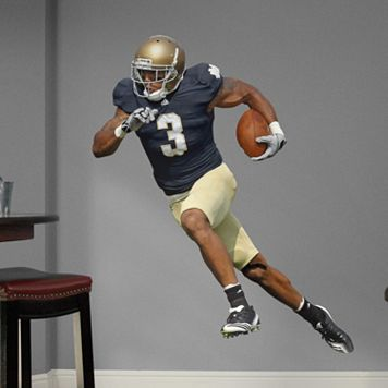 Notre Dame Fighting Irish Michael Floyd Wall Decal by Fathead